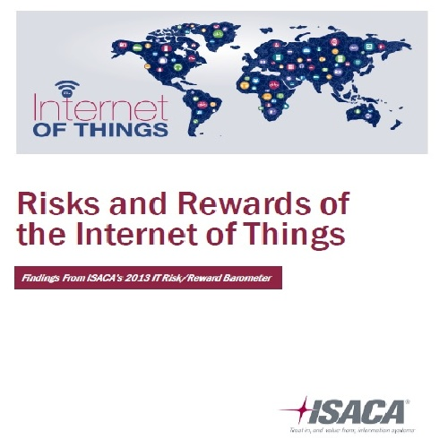 ژورنال Risks and Rewards of the internet of things به همراه ترجمه